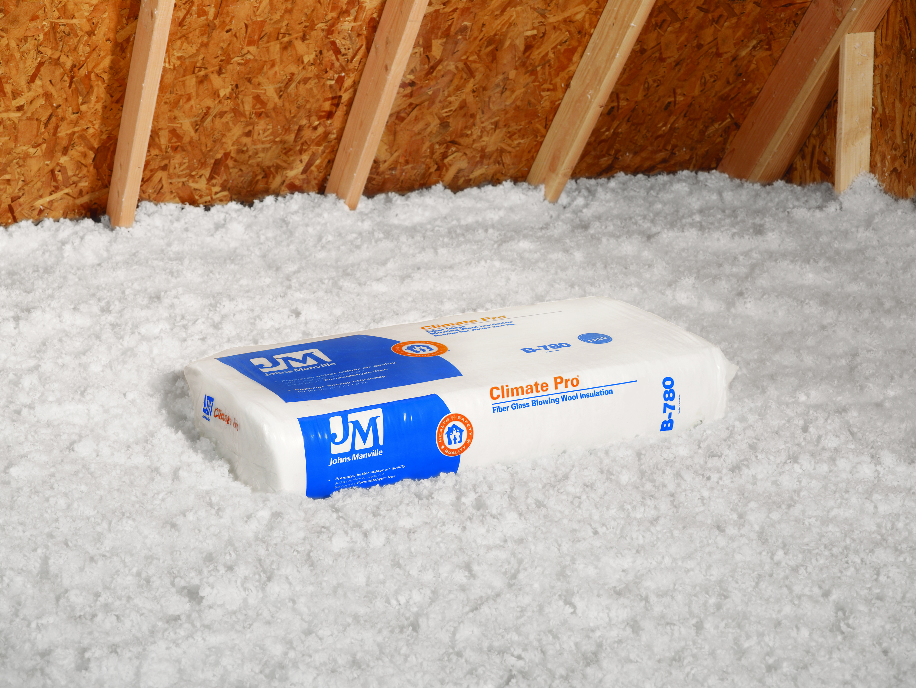Products advanced insulation for Loose fill fiberglass insulation