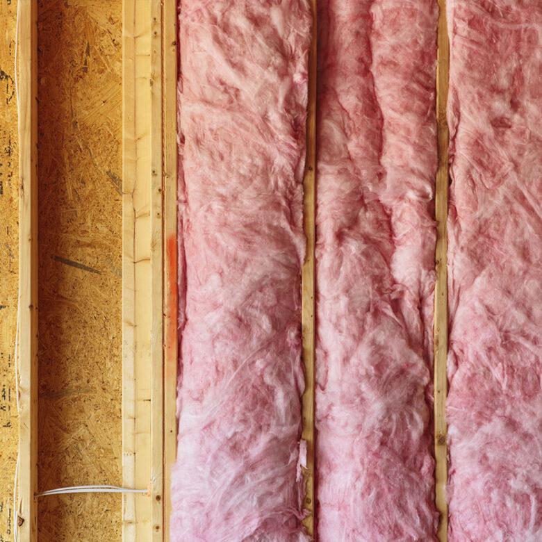 Wall Cavities Advanced Insulation