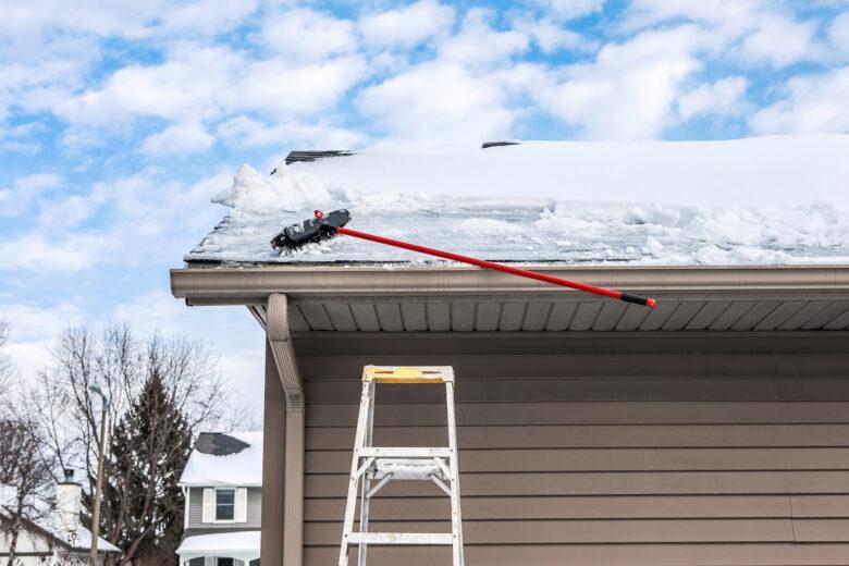 Ice Damming and Attic Upgrades