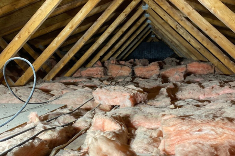 Insulation Removal
